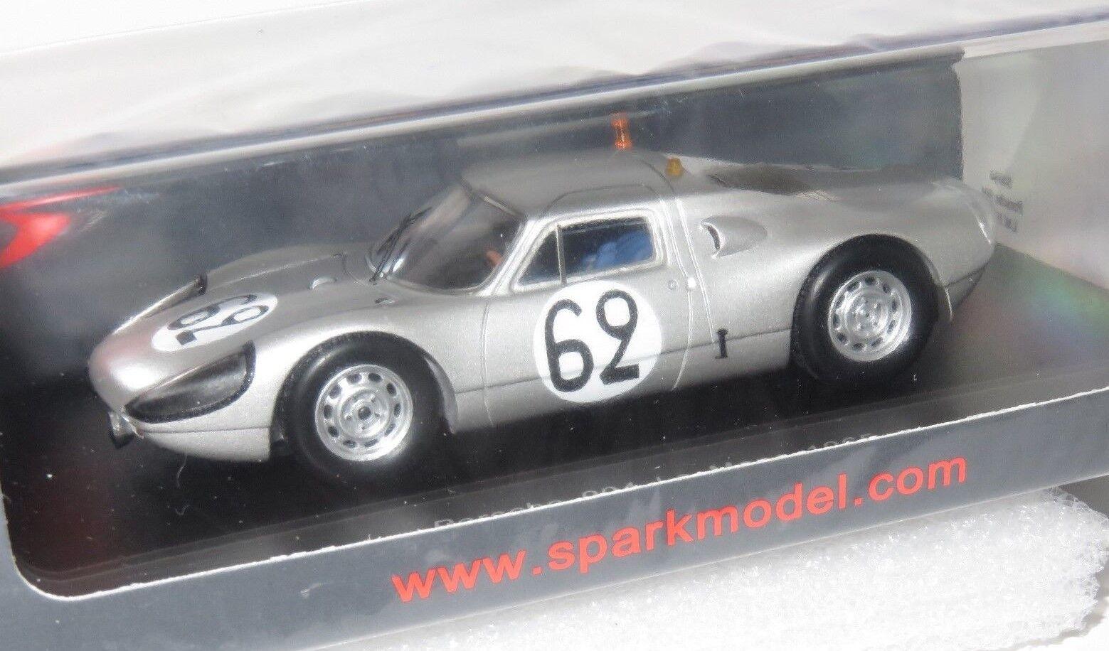 1 43 Porsche 904 Christian piorojo piorojo piorojo Le Mans 24 horas 1966  62 6db2d2