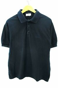 valentino-Mens-Polo-Shirt-Size-M-Medium-White-Short-Sleeve-Cotton-EF2264