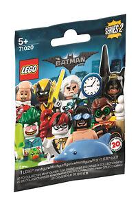 LEGO-71020-THE-LEGO-BATMAN-MOVIE-SERIE-2-MINI-FIGURE-Vacation-The-Joker-NUOVO