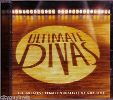 Ultimate Divas CD Greatest Female Artists TINA TURNER DIANA ROSS LENA HORNE