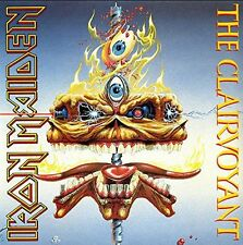Iron Maiden - Clairvoyant [New Vinyl] UK - Import