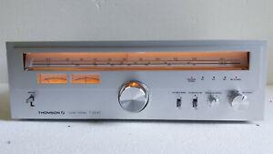 Tuner-Recepteur-radio-hifi-stereo-AM-FM-THOMSON-T-3004T-Classic-Vintage