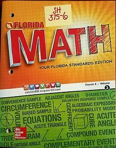 SH375-6 * 7TH GRADE, FLORIDA MATH STANDARDS EDITION ...