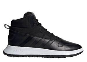 Adidas-FUSION-STORM-WTR-EE9709-Nero-Scarpe-Uomo-Sneakers-Sportive