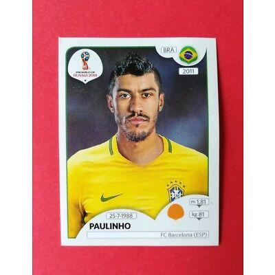 Panini WM 2018 - Sticker 362 - Paulinho - Brasilien
