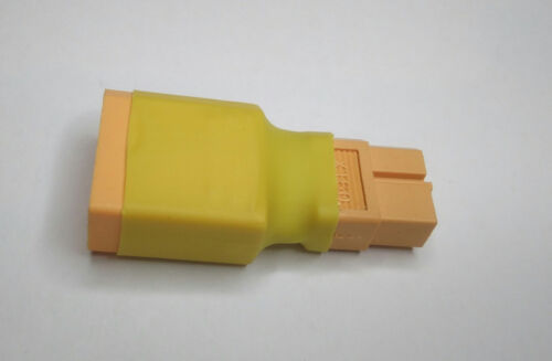 XT90-Stecker auf XT60-Buchse Adapterstecker Ladekabel Lipo Modellbau Akku