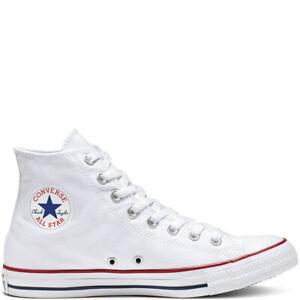 CONVERSE-ALL-STAR-HI-OPTICAL-WHITE-Donna-Uomo-converse-alta-M7650C