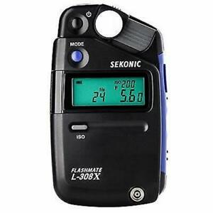 Sekonic L-308X Flashmate Light Meter 401-305  BRAND NEW
