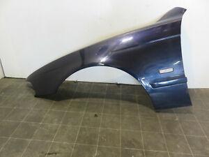 BMW-E39-Familiare-525i-Anteriore-Parafango-Sinistro-Orient-Blau-317-8162133