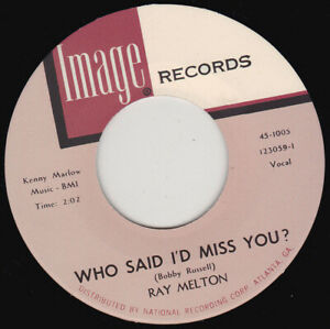 RAY-MELTON-Who-Said-I-039-d-Miss-You-7-034-45