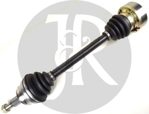 SKODA RAPID SPACEBACK 1.6 TDi DRIVE SHAFT /& CV JOINTS OFF//SIDE 2012/>ONWARDS
