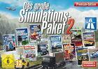 Das große Simulations-Paket 2 - Premium Edition (PC, 2014)