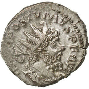 #65827 Billon 2.90 High Quality And Inexpensive Cohen #331 Antoninianus 40-45 Ef