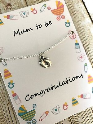 Baby Shower Adjule Bracelet Gift
