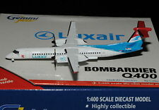 GEMINI JET 1/400 Bombardier Q400 / DHC-8-400 LUXAIR LX-LGA