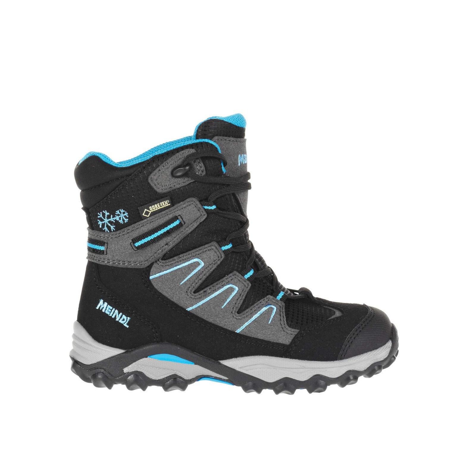 Meindl niños invierno zapatos, zapatos de invierno invierno Storm junior GTX 29 impermeable