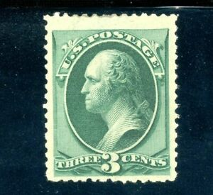 USAstamps-Unused-FVF-US-1879-Washington-Scott-184-OG-MNH