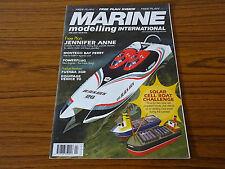 Marine Modelling International: April 2007: Montego Bay Ferry, Futaba 3GR