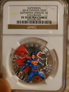 2014-CANADA-20-SUPERMAN-ANNUAL-1-Colorized-NGC-PF-70-UC
