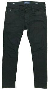 Mens-Scotch-amp-Soda-Jeans-039-RALSTON-039-Black-LOOK-NEW-Size-W31-L32