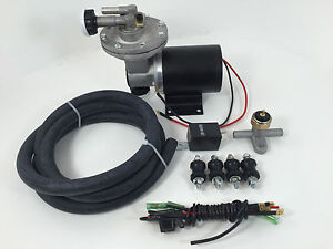 Image Is Loading Electric Vacuum Pump Brake Booster Hot Rod Gm