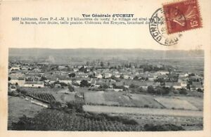 Vue-generale-d-039-UCHIZY-Chateaux-des-Ecuyers-Guichard-de-Grenot