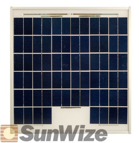 SUNWIZE 1208 SW-S30P 30 Watt Solar Module 17.4 volt 1.72 Amperes