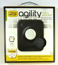 OtterBox - Agility Wall Mount for Select Apple iPad Models - Charcoal