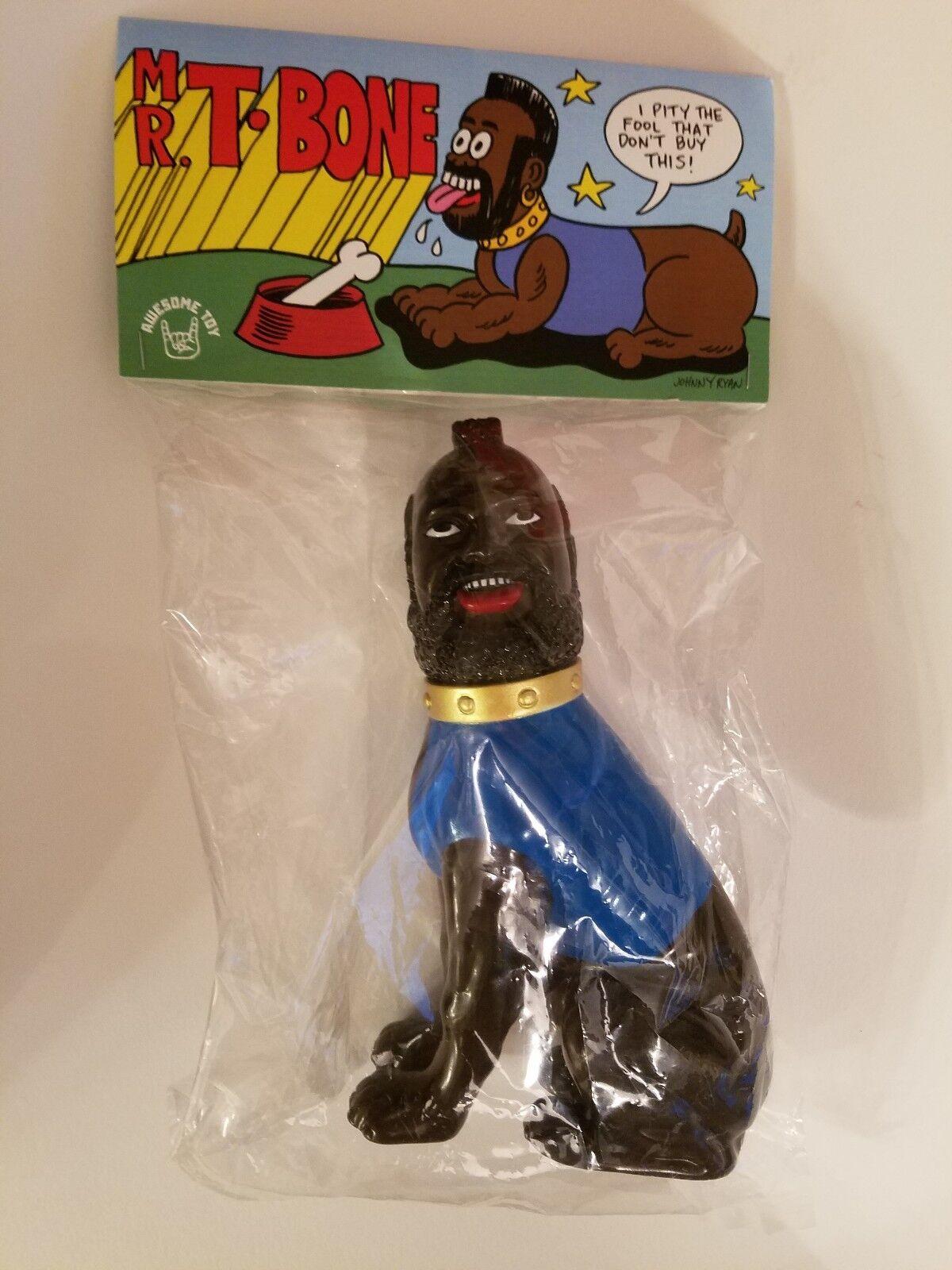 AWSOME giocattoli TBone Mr T sofubi
