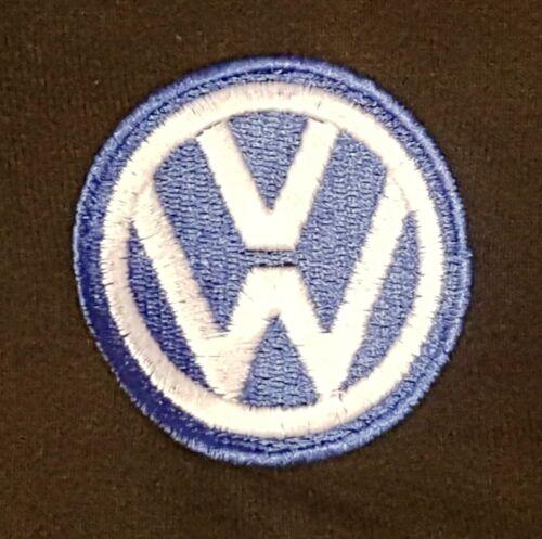NEW CUSTOM BLACK ZIPPED HOODIE HOODED SWEATSHIRT EMBROIDERED VW VOLKSWAGEN S-4X