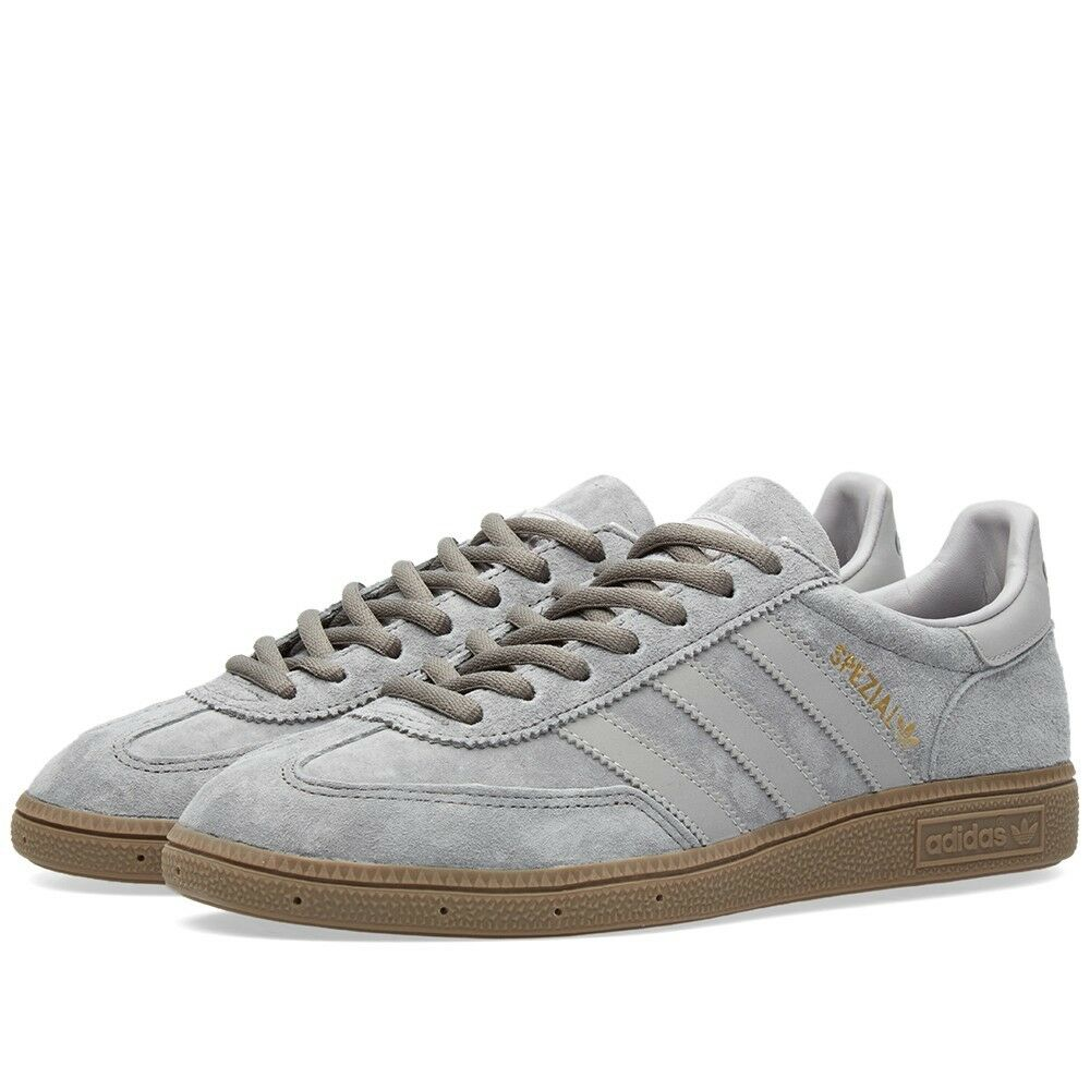 Adidas Spezial Iron & Aluminium G12599 Men Size US 4 NEW 100% Authentic