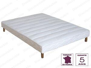 literie sommier tapissier 70x190 prestige 20 lattes. Black Bedroom Furniture Sets. Home Design Ideas