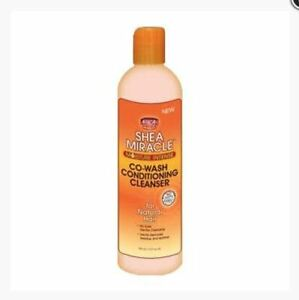 African-Pride-Beurre-Karite-Miracle-Co-Wash-Apres-Shampooing-NETTOYANT-341ml