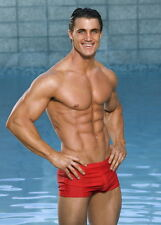 """004 Greg Plitt - American Fitness Model Actor 14""""x20"""" Poster"""