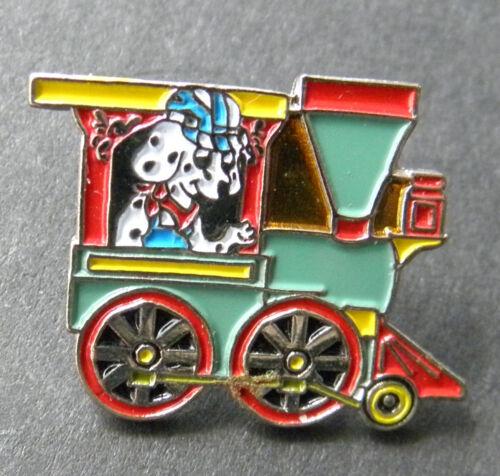 RAILROAD DOG MODEL TRAIN RAILWAY LAPEL HAT PIN BADGE 1 INCH