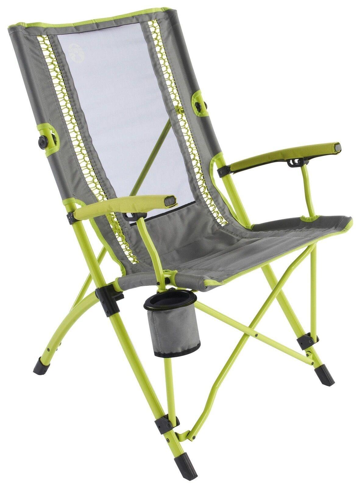 Coleman Coleman Coleman Bungee Chaise Citron Vert Chaise de Camping 2000025548 4da47f
