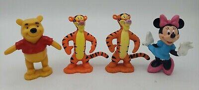 Winnie the Pooh Tigger Minnie Mouse Figure Cake Topper ...