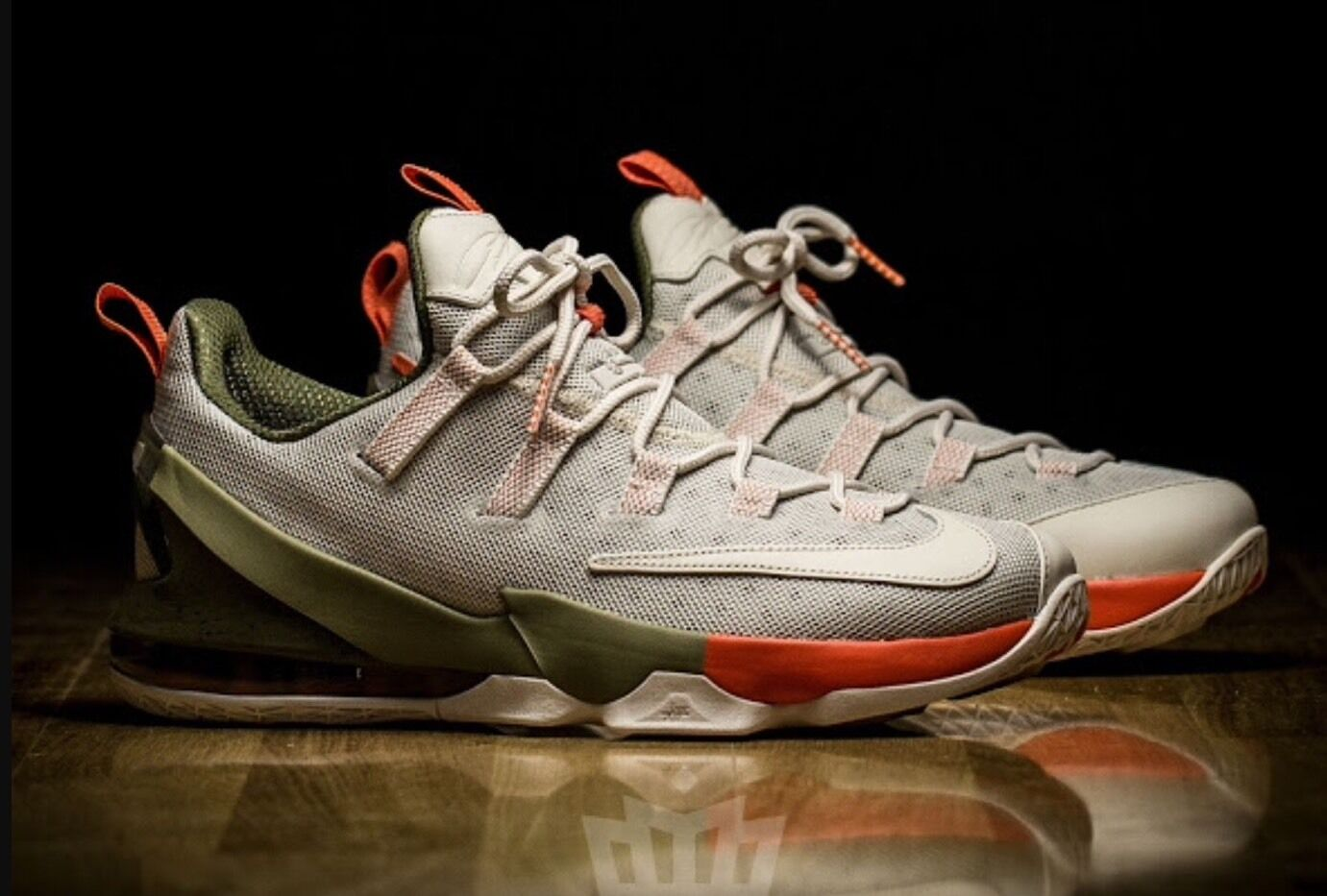 7b441abbd34 Nike Lebron XIII Low Limited Size 8 (849783 002) for sale online