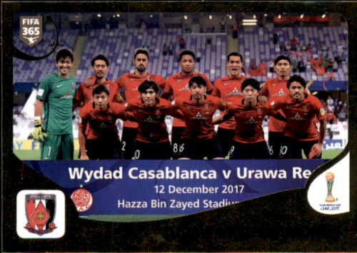 Panini FIFA365 2019 FIFA Club world cup Sticker 454 Urawa Red Diamonds