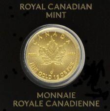 1 g Kanada Maple Leaf 2016 0,50 CAD 2016 - 999,9 Gold