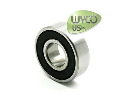 """SEALED ON BOTH SIDES APPROX.1-3//8/"""" ID X 2-3//4/"""" OD BALL BEARING 6207 RS"""