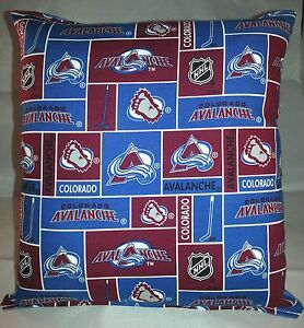 Avalanche-Pillow-Colorado-Avalanche-Pillow-NHL-Handmade-in-USA