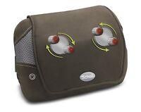 Scholl Drma7439e - Shiatsu Massagekissen Mit Wärme-therapie - Neu