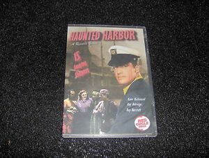 HAUNTED HARBOR CLIFFHANGER SERIAL 15 CHAPTERS 2 DVDS