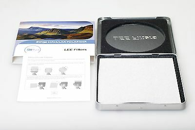 Lee Polariser Circular Filter SW150 SW150PL 150mm Glass
