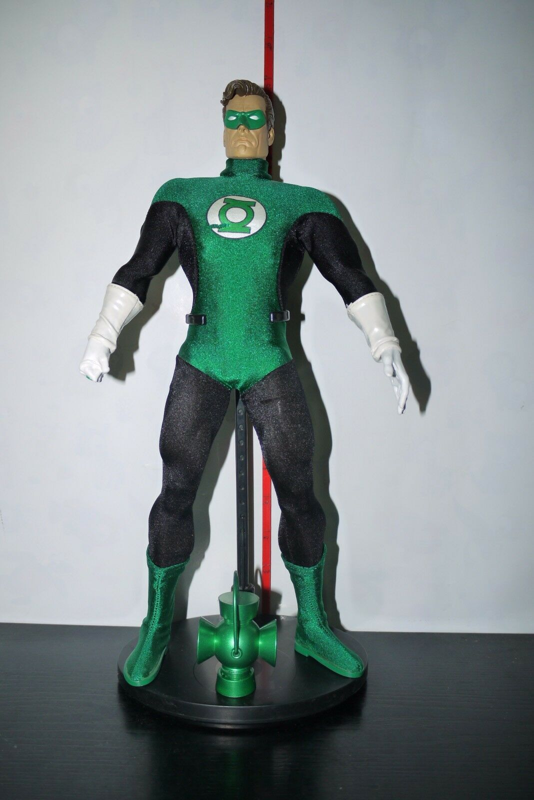 DC DIRECT verde LANTERN 13  DELUXE COLLECTOR FIGURE 1/6 SCALE HAL JORDAN BOXED