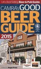 CAMRA'S Good Beer Guide 2015, Protz, Roger, New Books
