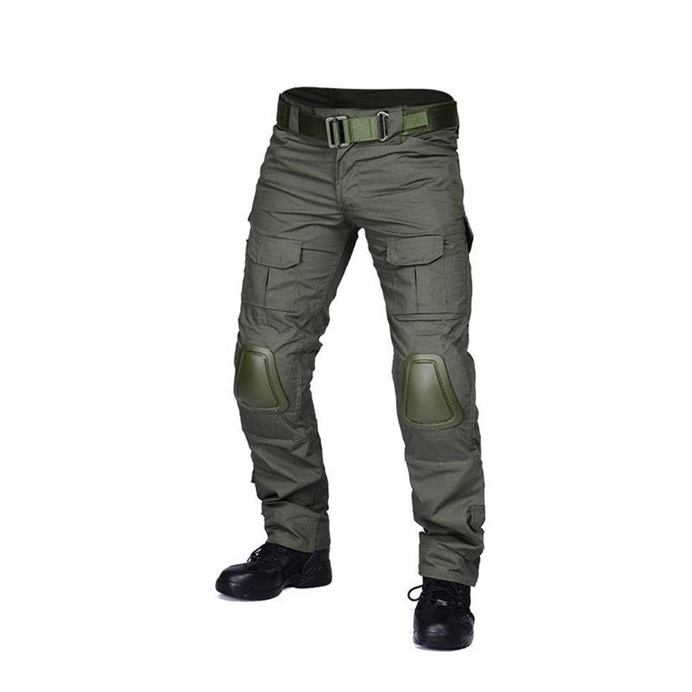 Men Military Hunting BDU BDU BDU Pants Combat Gen2 Tactical Pants with Knee Pads@Grün | Verschiedene Arten und Stile  | Glücklicher Startpunkt  | Sale Outlet  | Schön  | Shop Düsseldorf  54697c