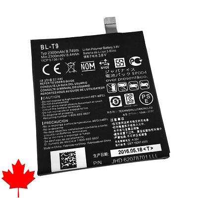 NEW Google LG Nexus 5 Replacement Battery D820/D821 BL-T9 2300mAh Canada