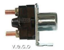 130853 12 Voltios 12v Universal Motor de arranque a granel Cabeza Solenoide Lucas srb335 76497
